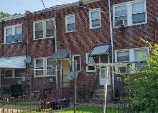 Foreclosure Home in Wilmington, DE, 19802,  E 22ND ST ID: S6340034
